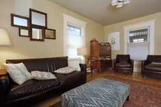 Real Estate   Portland Press Herald   Featured Home   July 3, 2015   22 Brown St., Westbrook, Maine. The living room has new birdseye maple flooring.