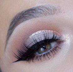 Easy cut crease eye makeup макияж, идеи макияжа и макияж глаз. Eye Makeup, Prom Makeup, Wedding Makeup, Makeup Brushes, Makeup Goals, Makeup Inspo, Makeup Inspiration, Makeup Tips, Makeup Ideas