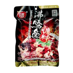 Baijia Boiled Fish Flavor in Hot Chilli Oil Seasoning Seasoning Mixes, Seafood Dishes, Asian, Fish, Hot, Spice Blends, Pisces