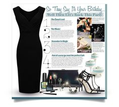 """""""Birthday Style Contest - Let's Rock This Party"""" by laurenjane47 ❤ liked on Polyvore featuring Jil Sander, Chinese Laundry, Vhernier, QVC, NARS Cosmetics, women's clothing, women's fashion, women, female and woman"""