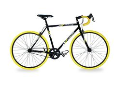 The Road Bike is best utilized as a commuter cycle, as it is designed and expected for long-term road using a single speed for the regular ride around the area or to work. The Takara brand has intr…