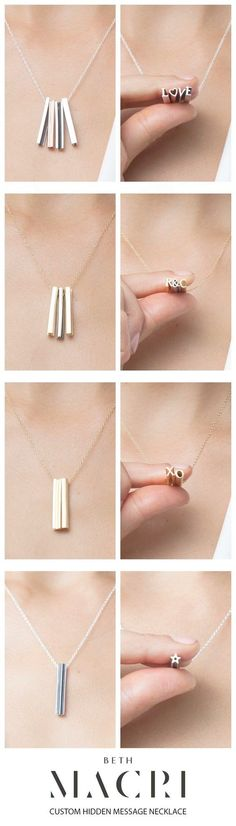 Simple Designer Hidden Message Necklace is being producedNow Round Ball Pendant Necklace can be bought.... heh