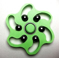 Items similar to Smooth Tri Fidget Spinner - printed toy on Etsy Fidget Spinner Toy, Hand Spinner, Fidget Toys, 3d Printing, Reduce Stress, Unique Jewelry, Handmade Gifts, Wave, Prints