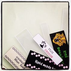Everest Label specializes in woven clothing labels, personalized labels, custom woven labels, clothing tags and labels www.everestlabel.com