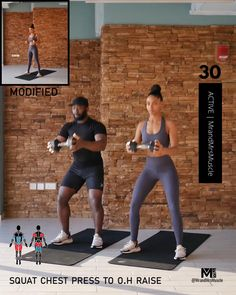 Fitness Workouts, Gym Workout Videos, Gym Workout For Beginners, Fitness Workout For Women, At Home Workouts, Body Fitness, Gym Body, Workout Plans, Exercices Swiss Ball