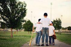 Brothers.  Boys baseball session.  Kelly Beane Photography