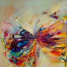 victorian Butterfly Tattoos | 100cm x 100cm Oil Paintings Oils on canvas £1,800.00 GBP