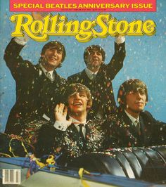 A timeline of the Beatles in the pages of our magazine, Rolling Stone.