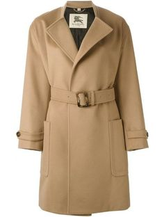 Burberry London Belted Coat