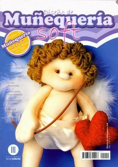 soft Animal Magazines, Sewing Magazines, Soft Dolls, Projects To Try, Crochet Hats, Teddy Bear, Valentines, Album, Quilts
