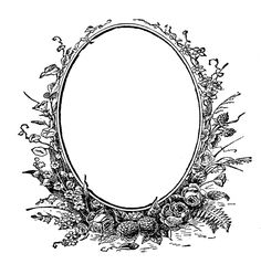 Here you can see the Victorian Oval Frame Clipart collection. You can use these Victorian Oval Frame Clipart for your documents, web sites, art projects or presentations. Clip Art Vintage, Images Vintage, Vintage Ephemera, Vintage Stuff, Vintage Designs, Printable Frames, Printable Art, Printables, Printable Labels