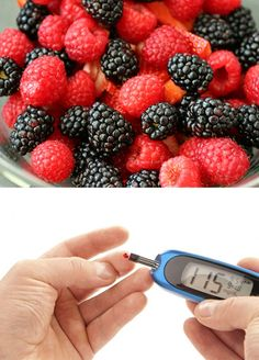 Type 2 Diabetes - The Top Six Low-Sugar Fruits for Diabetics