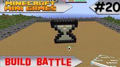 MINECRAFT MINI-GAMES - BUILD BATTLE - #20