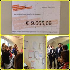 Ynnovate is a social enterprise, which means that our aim is to maximize innovation within government. All profits go to the Ynnovate Fund which is used to develop innovation tools and to fund innovation projects. We raised almost 10.000 Euro after a half year of activities.