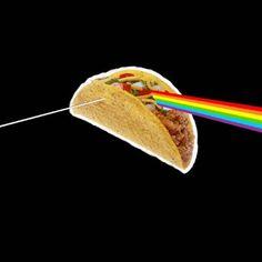 Dark Side of the Taco
