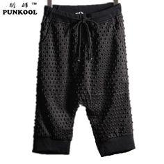 90c4835dffee High Quality Summer Men Short Pant Hiphop Trousers Summer Men