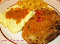 Jaime's Smothered Pork Chops