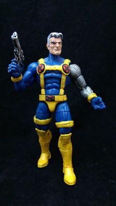 Cable (Marvel vs Capcom) V2 (Marvel Legends) Custom Action Figure