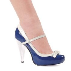 Nice SEXY WOMEN'S HIGH HEEL MARY JANE SHOES 4.5 INCH MARYJANE CHROME HEEL WITH BOW BLACK BLUE GOLD PINK SILVER REVIEW. Get It Now at http://blacksexyshoes4inch.blogspot.com
