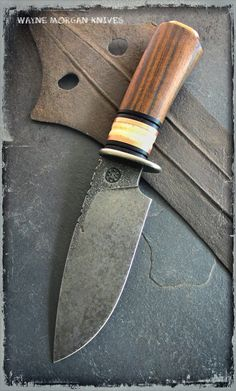 Wayne Morgan Knives, Randburg, Gauteng, South Africa