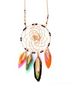Gas Bijoux sautoir Attrape-rêve http://www.vogue.fr/joaillerie/shopping/diaporama/bijoux-talismans-d-ete-colliers-sautoirs/18969/image/1004735