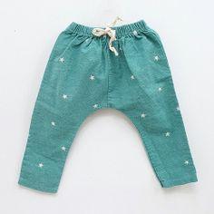 Mono Story Star Pants (2C)