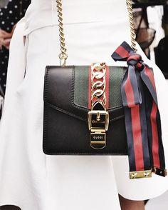 fashion, bag, and gucci image Gucci Handbags, Handbags Michael Kors, Luxury Handbags, Purses And Handbags, Michael Kors Bag, Designer Handbags, Designer Bags, Gucci Bags, Luxury Designer