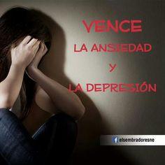 Vence ls ansiedad y la depresión