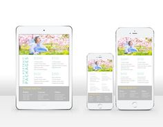 FREE Mobile and iPad Photographers Pricing Brochure Download | Pretty Presets for Lightroom