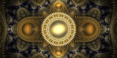 3D Real Fractal Wallpapers