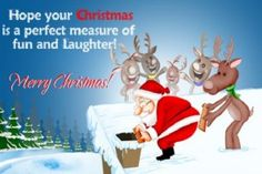 Funny Christmas Wishes and Messages - Messages, Wordings and Gift Ideas