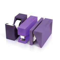 3-Pc. Productivity Set - Purple | dotandbo.com