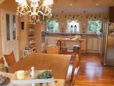 Küche: Wohnküche