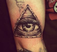 Ivan Black And Grey All Seeing Eye by HammersmithTattoo on DeviantArt