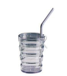 Rietjeshouder-clip  Rietjeshouder voor 1 rietje. Past op diverse glazen en bekers.  EUR 1.25  Meer informatie