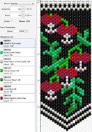 VK is the largest European social network with more than 100 million active users. Peyote Stitch Patterns, Bead Loom Patterns, Beading Patterns, Flower Patterns, Pony Bead Crafts, Beaded Crafts, Seed Bead Flowers, Beaded Flowers, Beaded Ornament Covers