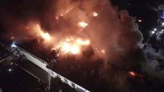 Ρωσία: Οκτώ πυροσβέστες πέθαναν εν ώρα καθήκοντος