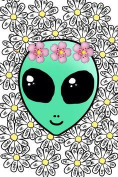 Alien - Flowers