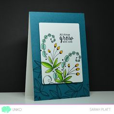 Sazzle Dazzle Crafts: Uniko - Introducing Originally Organic