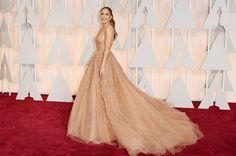Jennifer Lopez - in Elie Saab Couture