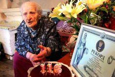 Найстаршій українці виповнилося 117 років