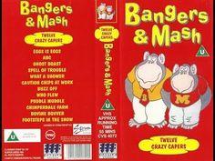 Bangers and Mash - Twelve Crazy Capers (1989)