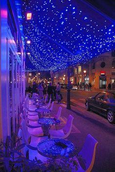 Cafe Le Marais, Paris France...