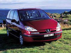 Peugeot 807 '02.2002–07