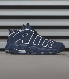 cheaper 792bd c35d7 Nike Air More Uptempo Obsidian .