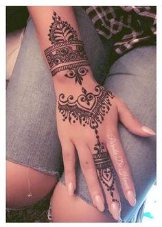 40 tatouages au henn pour sublimer notre peau henna tatoo. Black Bedroom Furniture Sets. Home Design Ideas