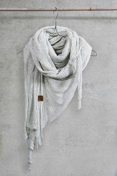 COISA  Soft scarfs made out of natural materials  Sponsor spotlight