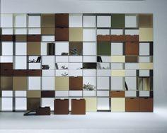 Libreria modulare Infinity, Flexform