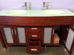 New vanities we're adding to our inventory.