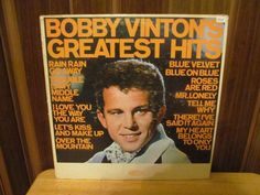 BOBBY VINTON, Bobby Vinton's Greatest Hits, ( 1964) 33 RPM VINYL, LN 24098, 1543,